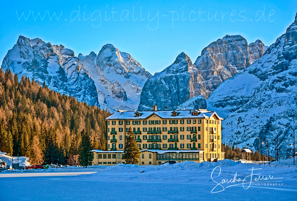 Grand Hotel Misurina Italy
